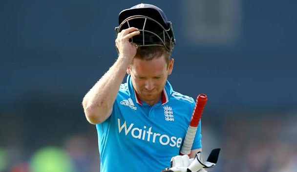 Eoin Morgan is heading to 2014/15 Big Bash