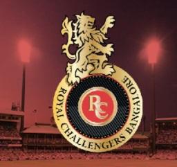 Royal Challengers Bangalore RCB 2018 IPL Betting