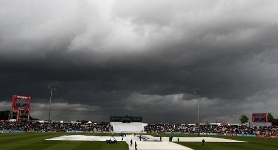 Rain Delays At Cricket