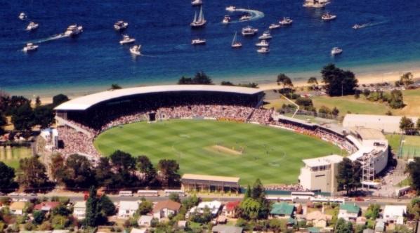 Bellerive Oval - home of Hobart Hurricanes