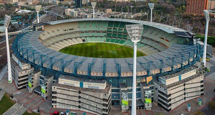 MCG - home to Melbourne Stars