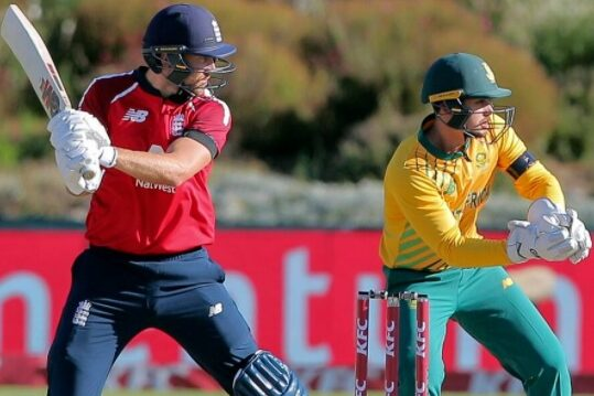 South Africa Vs England Prediction 1/12/20