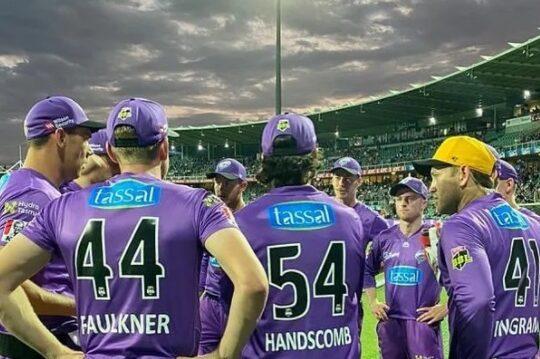 Hobart Hurricanes Vs Brisbane Heat Prediction and Cricket Betting Tips