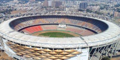 Sardar Patel Stadium will host matches in England tour of India