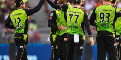 Sydney Thunder Vs Melbourne Renegades Prediction and Betting Tips