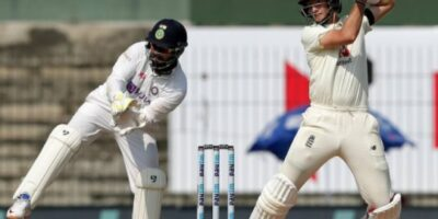 Joe Root scores century on 100th Test match
