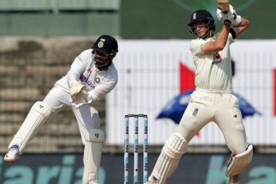 Joe Root scores century on 100th Test match