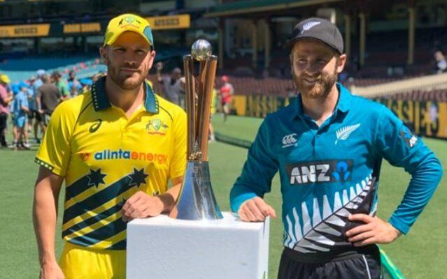 New Zealand Vs Australia Betting Tips