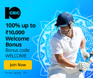 Indian Cricket Betting 10Cric