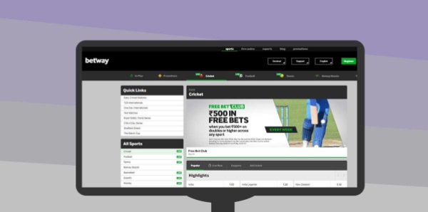Betway Bookmakers