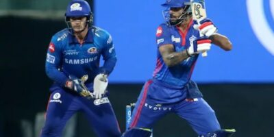 DC vs MI IPL 2021 Match 13 Highlights