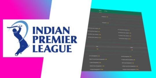 IPL Betting Sites