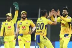 PBKS vs CSK 2021 IPL Match 8 Highlights