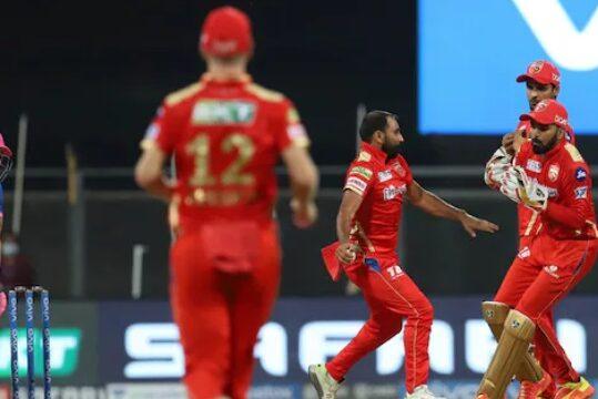 RR vs PBKS 2021 IPL Match Highlights