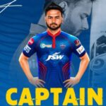 Rishabh Pant to captain Delhi Capitals