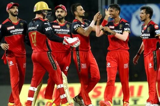 SRH vs RCB Match 6 IPL Highlights 2021