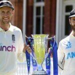 New Zealand Tour of England 2021
