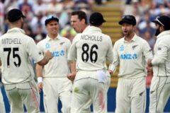 England vs New Zealand 2nd Test
