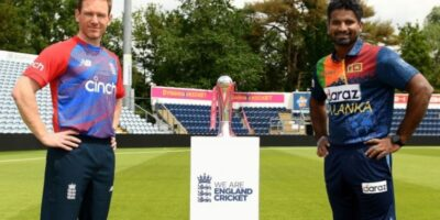 Sri Lanka Tour of England 2021 Itinerary