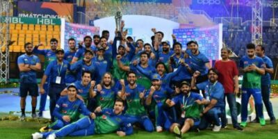 Multan Sultans win 2021 PSL