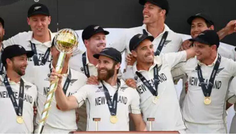 New Zealand World Test Champions