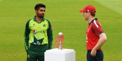 England Pakistan Itinerary 2021